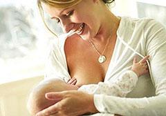 Похудение при грудном вскармливании
