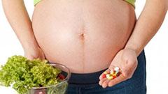 Витамины во втором триместре беременности