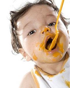 Ребенок плохо ест прикорм