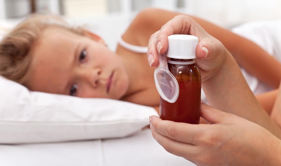 лечение отравления у ребенка
